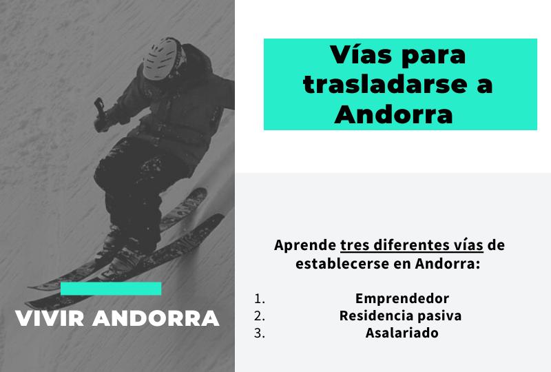 ¿Cómo trasladarse a Andorra? 🇦🇩 🤑